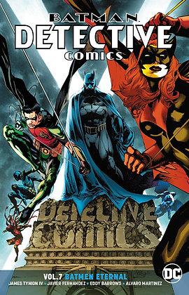 BATMAN DETECTIVE COMICS TP VOL 07 BATMEN ETERNAL