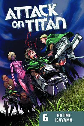 ATTACK ON TITAN GN VOL 06