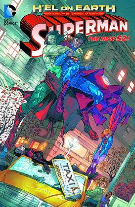 SUPERMAN HEL ON EARTH TP (N52)
