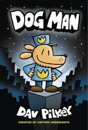 DOG MAN GN VOL 01
