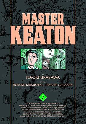 MASTER KEATON GN VOL 02 URASAWA