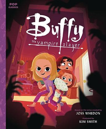 BUFFY THE VAMPIRE SLAYER POP CLASSIC ILLUS STORYBOOK HC