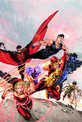 TEEN TITANS TP VOL 01 ITS OUR RIGHT TO FIGHT (N52)