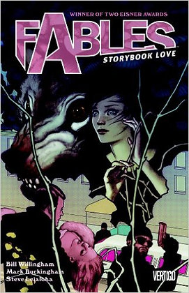 FABLES TP VOL 03 STORYBOOK LOVE