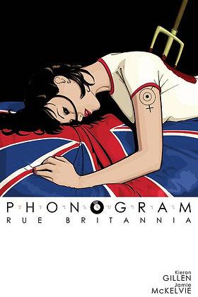 PHONOGRAM TP VOL 01 RUE BRITANNIA (MR)
