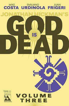 GOD IS DEAD TP VOL 03
