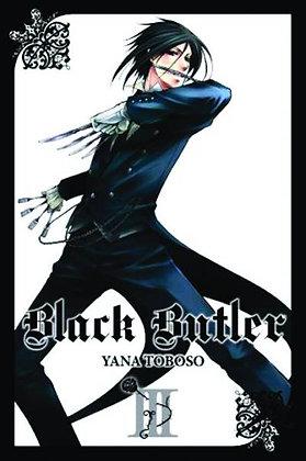 BLACK BUTLER GN VOL 03 (NEW PTG)
