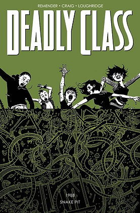 DEADLY CLASS TP VOL 03 THE SNAKE PIT