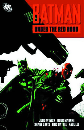 BATMAN UNDER THE RED HOOD TP