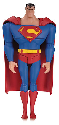 JUSTICE LEAGUE ANIMATED SUPERMAN AF