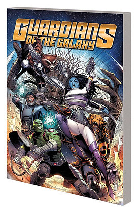 GUARDIANS OF THE GALAXY TP GUARDIANS OF INFINITY