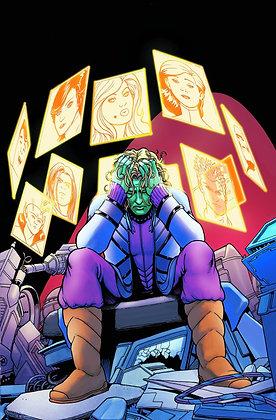 LEGION OF SUPER HEROES TP VOL 03 FATAL FIVE (N52)