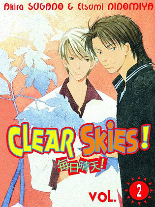 CLEAR SKIES GN VOL 02 (OF 2)