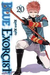 BLUE EXORCIST GN VOL 20