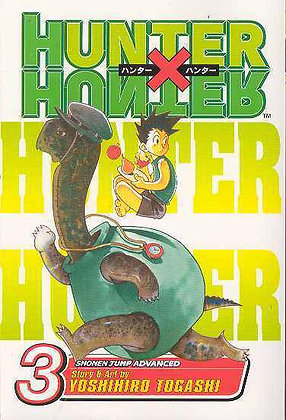 HUNTER X HUNTER GN VOL 03 (CURR PTG)
