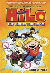 HILO GN VOL 03 GREAT BIG BOOM