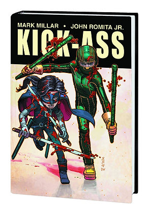 KICK-ASS HC VOL 01 (MR)
