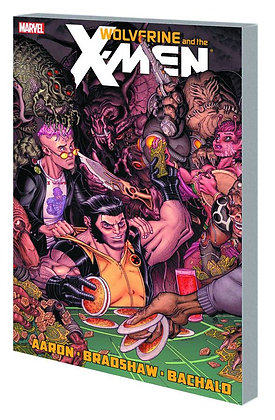 WOLVERINE AND THE X-MEN BY JASON AARON TP VOL 02