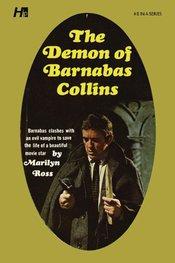 DARK SHADOWS PAPERBACK LIBRARY NOVEL VOL 08 THE DEMON OF BARNABAS COLLINS