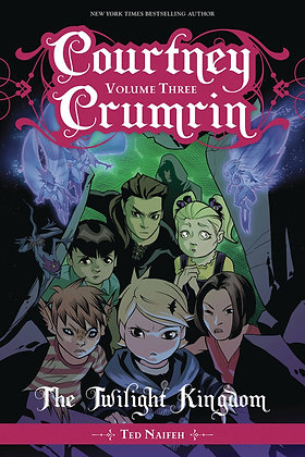 COURTNEY CRUMRIN TP VOL 03 TWILIGHT KINGDOM