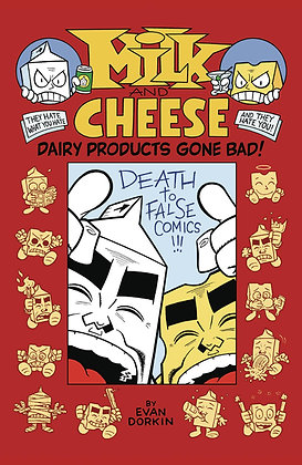 MILK AND CHEESE DAIRY PRODUCTS GONE BAD TP