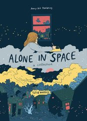 ALONE IN SPACE A COLLECTION HC