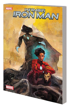 INFAMOUS IRON MAN TP VOL 02 ABSOLUTION OF DOOM