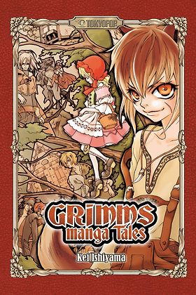 GRIMMS MANGA TALES GN