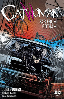 CATWOMAN TP VOL 02 FAR FROM GOTHAM