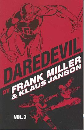 DAREDEVIL BY MILLER JANSON TP VOL 02