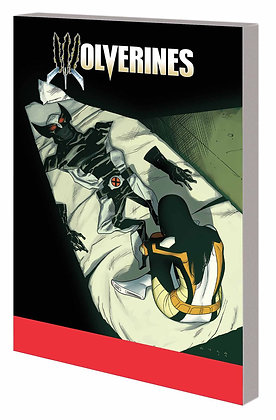 WOLVERINES TP VOL 03 LIVING AND THE DEAD