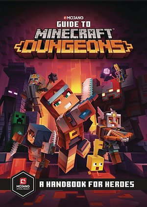 GUIDE TO MINECRAFT DUNGEONS HC