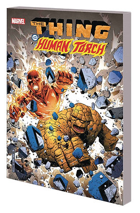 MARVEL TWO-IN-ONE TP VOL 01 FATE OF THE FOUR