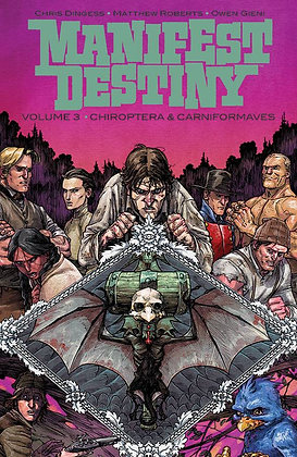 MANIFEST DESTINY TP VOL 03