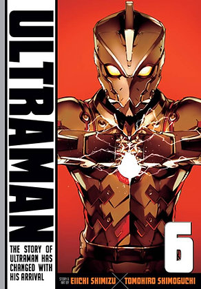 ULTRAMAN GN VOL 06