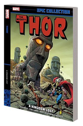 THOR EPIC COLLECTION TP A KINGDOM LOST