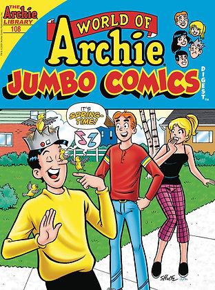 WORLD OF ARCHIE JUMBO COMICS DIGEST #108
