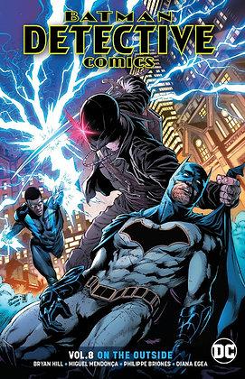 BATMAN DETECTIVE COMICS TP VOL 08 ON THE OUTSIDE