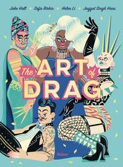 ART OF DRAG HC (MR)