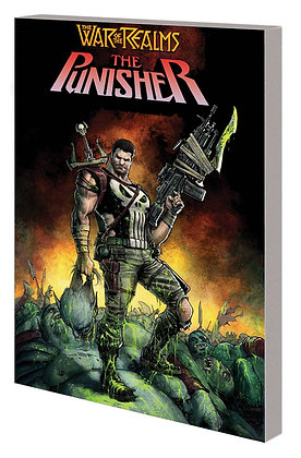 WAR OF THE REALMS TP PUNISHER