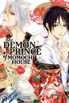 DEMON PRINCE OF MOMOCHI HOUSE GN VOL 10