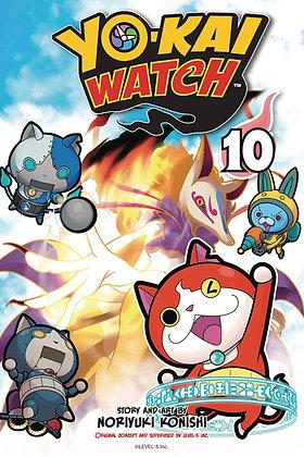 YO-KAI WATCH GN VOL 10