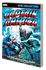 CAPTAIN AMERICA EPIC COLLECTION TP LIVES AGAIN