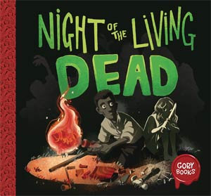 GORY BOOKS VOL 01 NIGHT OF THE LIVING DEAD CVR B