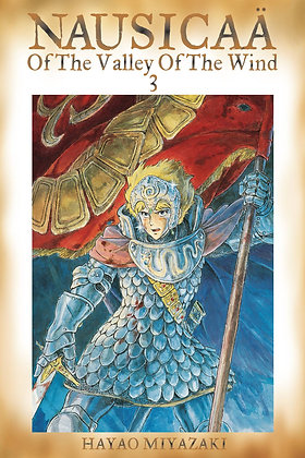 NAUSICAA OF THE VALLEY OF THE WIND GN VOL 03 2ND ED (CURR PTG)
