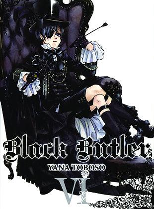BLACK BUTLER GN VOL 06 (CURR PTG)