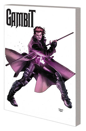 GAMBIT KING OF THIEVES COMPLETE COLLECTION TP