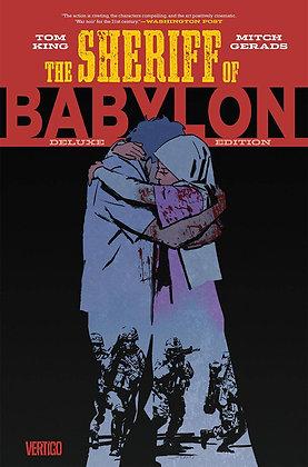 SHERIFF OF BABYLON DELUXE EDITION HC (MR)