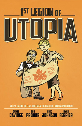 FIRST LEGION OF UTOPIA GN