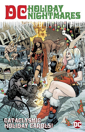 DC HOLIDAY NIGHTMARES TP